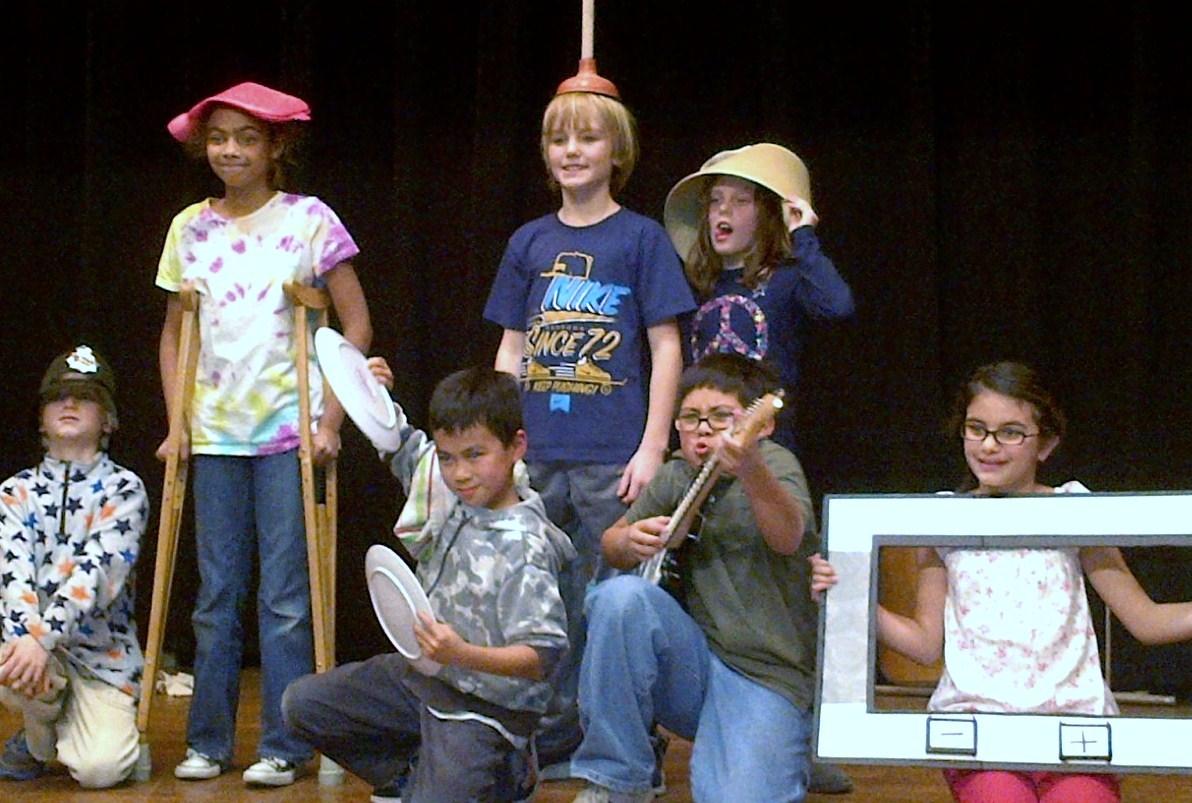 Advanced Drama 3rd-5th Grade