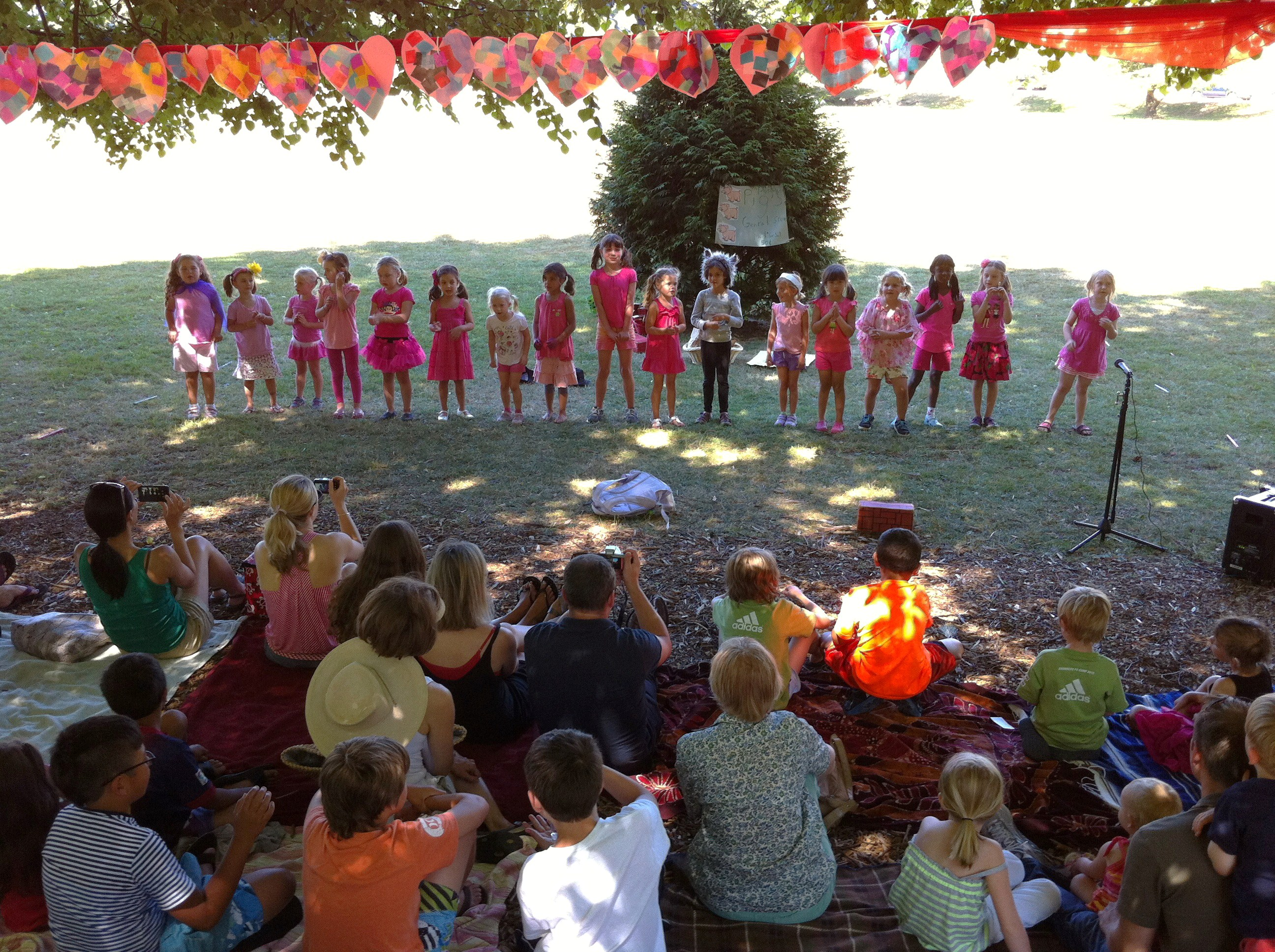 Theater in the Park Camp K-2